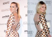 Carolina Dieckmann, Kirsten Dunst - Kirsten Dunst e Carolina Dieckmann: chi lo indossa meglio?