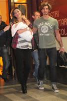 Santiago De Martino, Stefano De Martino, Belen Rodriguez - Milano - 11-04-2013 - Rodriguez-De Martino: ecco i termini del divorzio