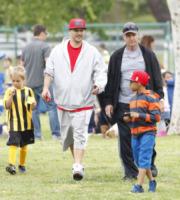 Sean Preston Federline, Kevin Federline - Los Angeles - 15-04-2013 - Eureka Kevin Federline: è tornato magro