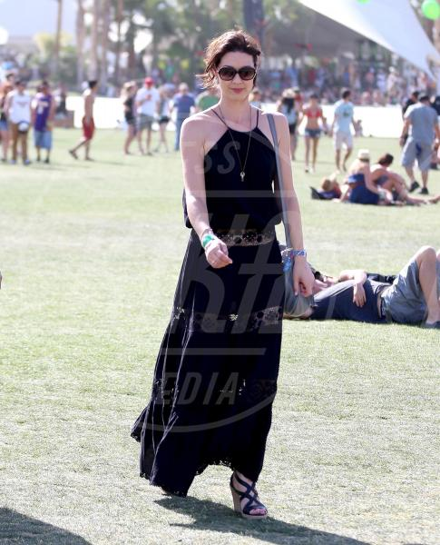Katharine McPhee - Indio - 15-04-2013 - Coachella Festival 2013: i look più fantasiosi