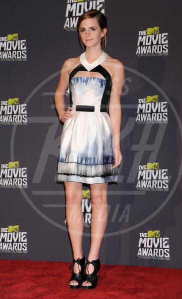 Emma Watson - Culver City - 13-04-2013 - Kristen Stewart ritorna all'università