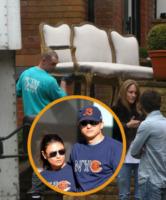 Mila Kunis, Ashton Kutcher - Londra - 15-04-2013 - Nozze a Stonehenge per Kutcher-Kunis, Demi Moore permettendo