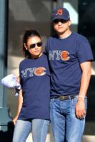 Mila Kunis, Ashton Kutcher - New York - 23-09-2012 - Mila Kunis e Ashton Kutcher, per Wyatt battesimo alla Kabbalah