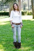 Carolina Fachinetti - Roma - 14-04-2013 - Le celebrity nate con la camicia… bianca!