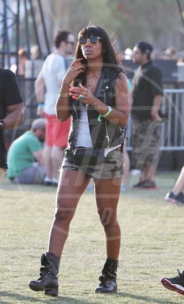 Kelly Rowland - Indio - 13-04-2013 - Coachella Festival 2013: festival della musica… e del look!