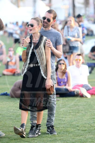 Michael Polish, Kate Bosworth - Indio - 15-04-2013 - Coachella Festival 2013: i look più fantasiosi
