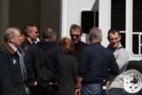 Kevin Costner - Belgrado - 15-04-2013 - Kevin Costner stringe un accordo per produrre serie tv