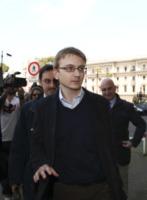 Alberto Stasi - Roma - 17-04-2013 - Garlasco, Alberto Stasi condannato in via definitiva