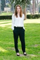 Maria Sole Tognazzi - Roma - 16-04-2013 - Le celebrity nate con la camicia… bianca!
