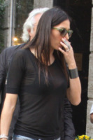 Elisabetta Gregoraci - Milano - 18-04-2013 - Flavio Briatore non regala niente a nessuno