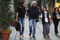 Elisabetta Gregoraci, Flavio Briatore - Milano - 18-04-2013 - Flavio Briatore non regala niente a nessuno
