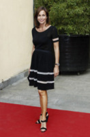 Cristina Parodi - Milano - 18-04-2013 - Bianco e nero: un classico sul tappeto rosso!