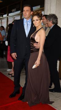 Jennifer Lopez, Ben Affleck - Westwood - 27-07-2003 - Abbandonati all'altare: un incubo anche per le star!