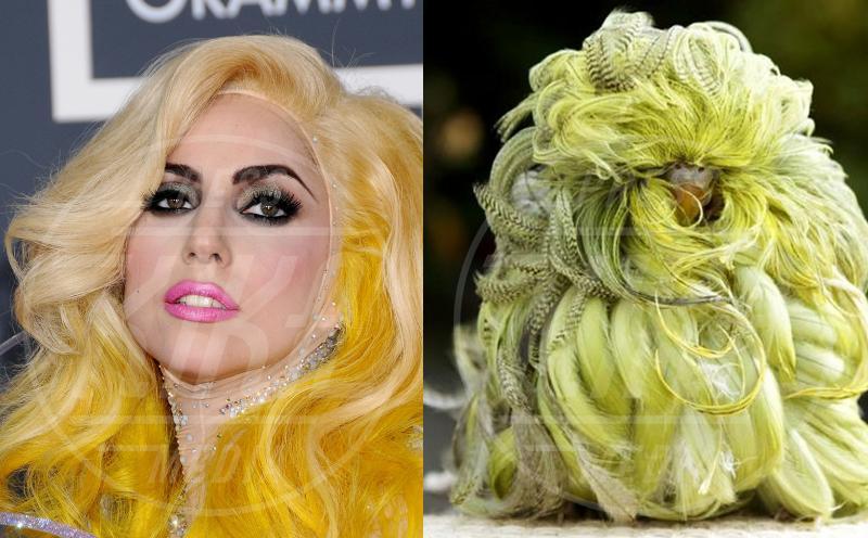 Lady Gaga - 22-04-2013 - Stravaganze da star: ispirazione antropomorfa