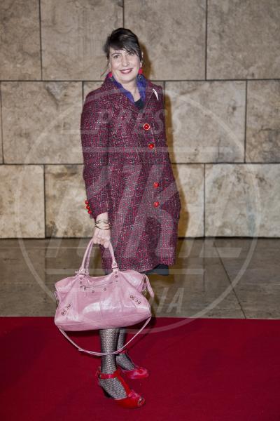 Serena Dandini - Roma - 26-03-2013 - Inverno grigio? Rendilo romantico vestendoti di rosa!