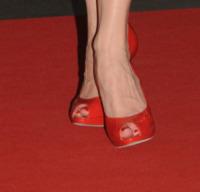 Margareth Madè - Milano - 07-06-2012 - Aperte, chiuse, piccole, grosse: basta che siano scarpe rosse!