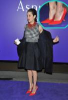 Londra - 09-02-2013 - Aperte, chiuse, piccole, grosse: basta che siano scarpe rosse!