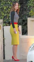 Los Angeles - 13-03-2013 - Aperte, chiuse, piccole, grosse: basta che siano scarpe rosse!