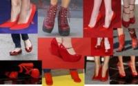 Scarpe rosse - Aperte, chiuse, piccole, grosse: basta che siano scarpe rosse!