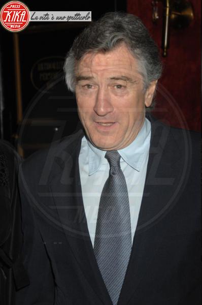 "Robert De Niro - New York - 12-12-2006 - Robert De Niro e George Clooney insieme sul set di ""36"""
