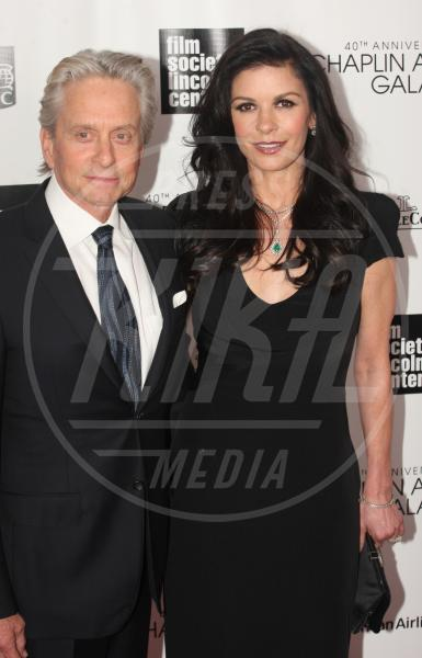 Catherine Zeta Jones, Michael Douglas - New York - 22-04-2013 - 2013: l'annus horribilis delle coppie vip