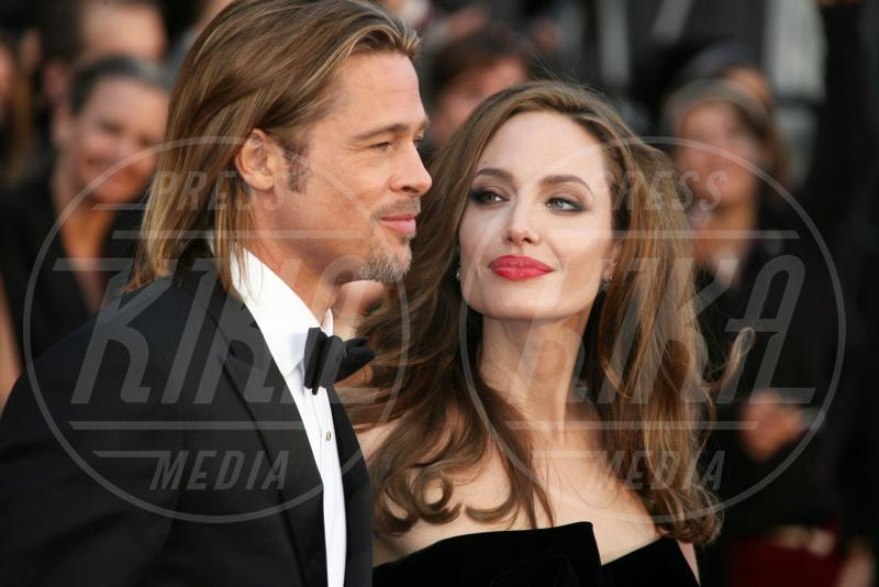 Angelina Jolie, Brad Pitt - Hollywood - 26-02-2012 - Addio Brangelina: Jolie ha chiesto il divorzio da Brad Pitt