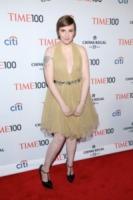 Lena Dunham - New York - 23-04-2013 - Lena Dunham, un passo avanti e uno indietro sul red carpet