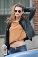 Behati Prinsloo - New York - 22-04-2013 - Il mattino ha l'oro in bocca… e la stanchezza in faccia!