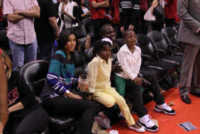 Kevin Hart - Los Angeles - 23-04-2013 - Quando le celebrity diventano il pubblico