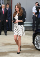 Kate Middleton - Londra - 26-04-2013 - Vanity Fair incorona le star meglio vestite, con sorprese