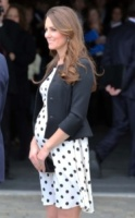 Kate Middleton - Londra - 26-04-2013 - Royal baby: è nato il futuro Re, sta bene e pesa quasi 4 chili