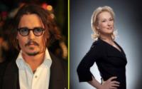 Johnny Depp, Meryl Streep - Cambia in corsa il volto di Cappuccetto rosso in Into the woods