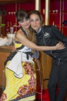 Valentina Scarnecchia, Rosita Celentano - Roma - 26-04-2013 - La Terra dei Cuochi: i vip inforcano le forchette in cucina