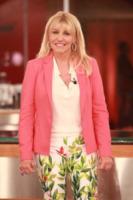 Antonella Clerici - Roma - 26-04-2013 - La Terra dei Cuochi: i vip inforcano le forchette in cucina