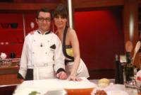 Tosca D'Aquino - Roma - 26-04-2013 - La Terra dei Cuochi: i vip inforcano le forchette in cucina