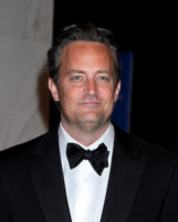 Matthew Perry - Washington - 27-04-2013 - Paura per Matthew Perry: l'ex star di Friends è in ospedale