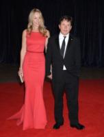 Tracy Pollan, Michael J.  Fox - Washington - 27-04-2013 - Michael J Fox torna in tv da protagonista