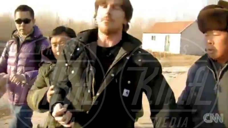 Christian Bale - Shandong - 16-12-2011 - Jude Law, l'ultimo dei green warriors