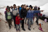 Angelina Jolie - Giordania - 06-12-2012 - Donne per un mondo migliore: Victoria Beckham ambasciatrice ONU