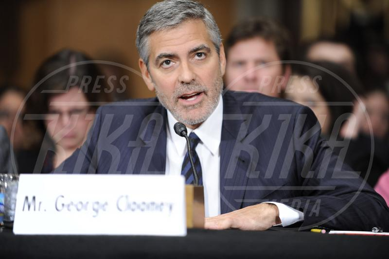 George Clooney - Washington - 14-03-2012 - Jude Law, l'ultimo dei green warriors