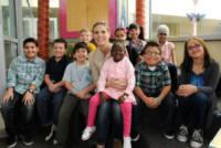 Heidi Klum - Beverly Hills - 18-02-2011 - Donne per un mondo migliore: Victoria Beckham ambasciatrice ONU