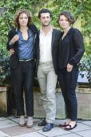 Vinicio Marchioni, Valeria Golino, Jasmine Trinca - Roma - 29-04-2013 - Valeria Golino esordisce alla regia con Miele