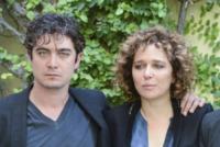 Riccardo Scamarcio, Valeria Golino - Roma - 29-04-2013 - Valeria Golino esordisce alla regia con Miele