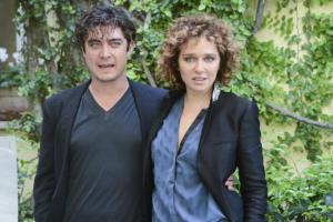 Riccardo Scamarcio, Valeria Golino - Roma - 29-04-2013 - Scamarcio-Golino: la storia d'amore è finita