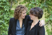 Valeria Golino, Jasmine Trinca - Roma - 29-04-2013 - Valeria Golino esordisce alla regia con Miele