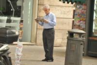 Stefano Rodota - Roma - 30-04-2013 - Leggere, che passione! Anche le star lo fanno!