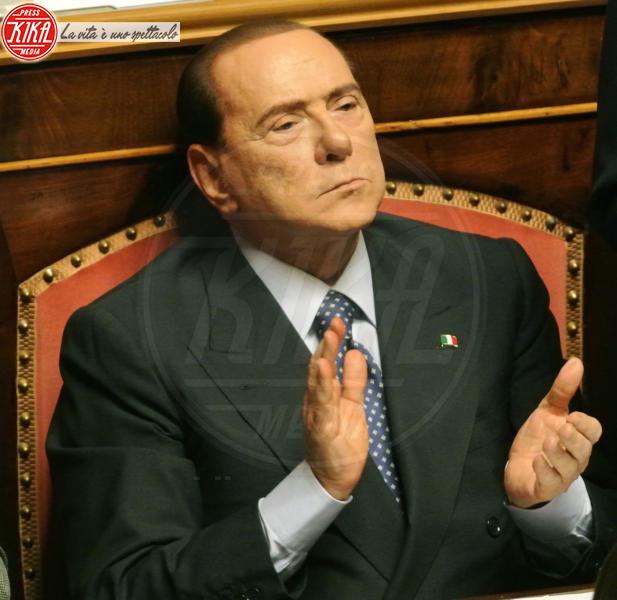 Silvio Berlusconi - 26-04-2013 - Silvio Berlusconi in ospedale per battito cardiaco irregolare