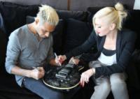 Tony Kanal, Gwen Stefani - Los Angeles - 30-04-2013 - Dillo con un tweet: Ilary Blasi ringrazia i fan per gli auguri