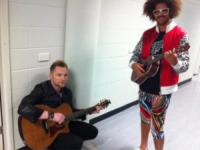 Redfoo, Ronan Keating - Los Angeles - 30-04-2013 - Dillo con un tweet: Ilary Blasi ringrazia i fan per gli auguri
