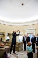 Barack Obama - Milano - 30-04-2013 - Dillo con un tweet: Ilary Blasi ringrazia i fan per gli auguri
